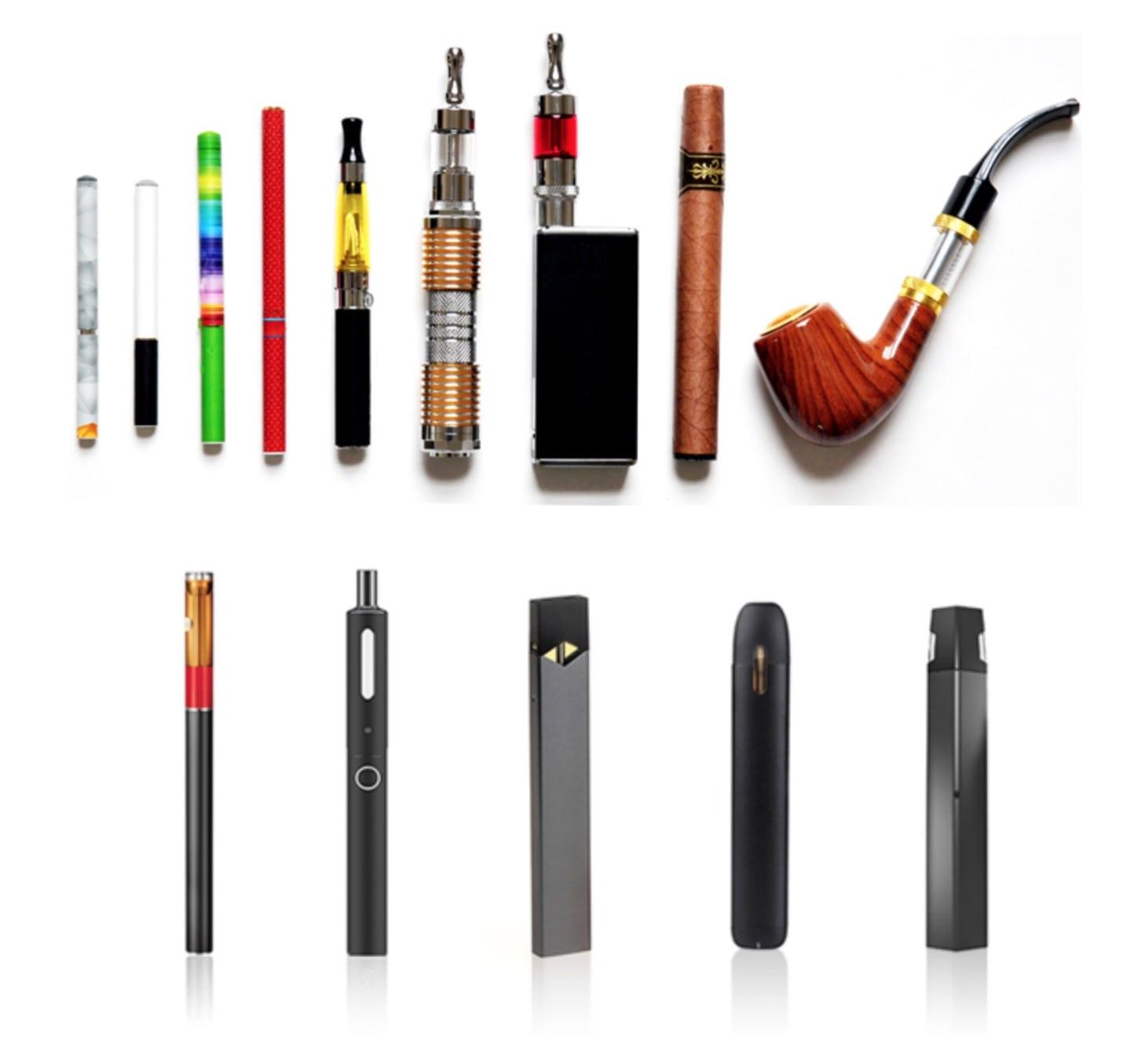 Photo e cigarettes FDA