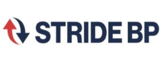 stride bp logo